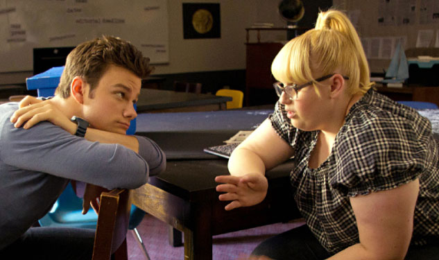 Forget 'Glee.' Chris Colfer Gets Grim