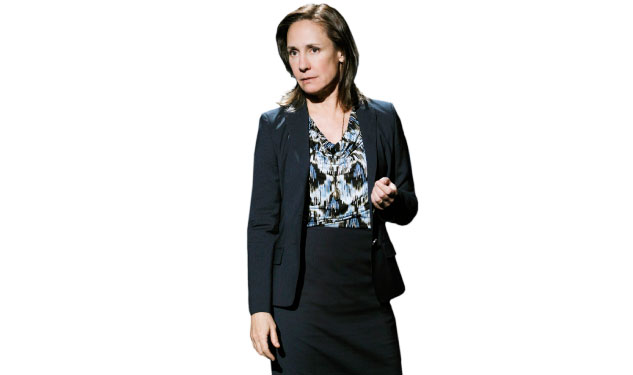 Catching Up With Laurie Metcalf