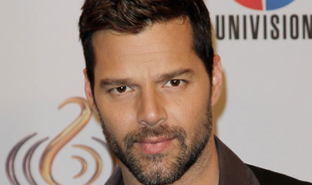 Ricky Martin Named Broadway's Sexiest Man