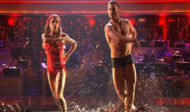 DWTS's Val Chmerkovskiy Gives Us Plenty to Admire