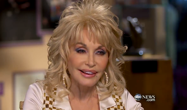 Dolly Parton Talks Drag Queen Contest and Gay Rumors