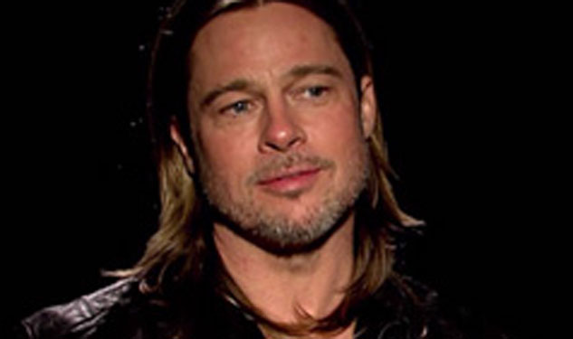 WATCH: Brad Pitt Discusses Marriage Equality