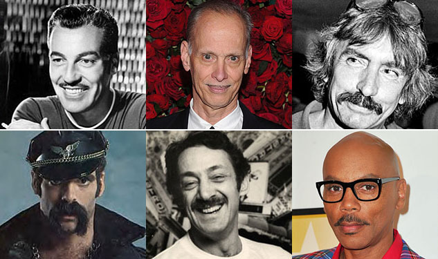 Gay Men, Queer Women, and the Cultural History of the Mustache