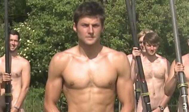 WATCH: Brokeback Boathouse—Behind the Scenes of a Nude Calendar