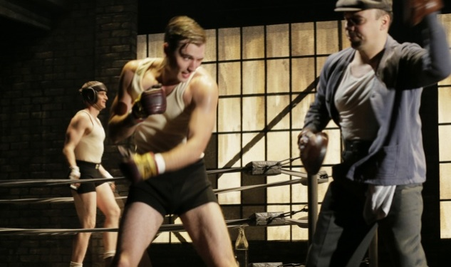 See Seth Numrich in 'Golden Boy'