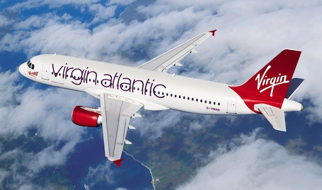 Virgin Atlantic's Cool Yule Giveaway