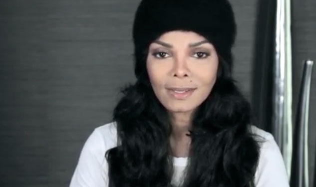 WATCH: Janet Jackson's World AIDS Day Message