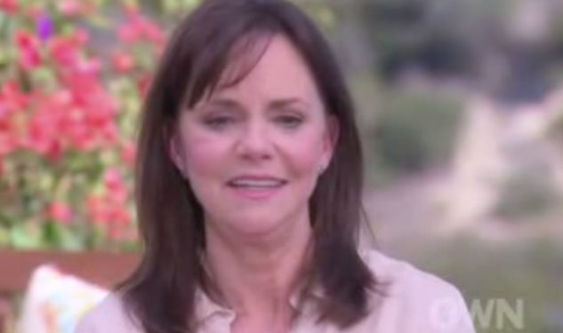 WATCH: Sally Field's Advice For Parents of LGBT Kids