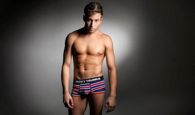 Take a 'Brief' Moment for Matthew Mitcham