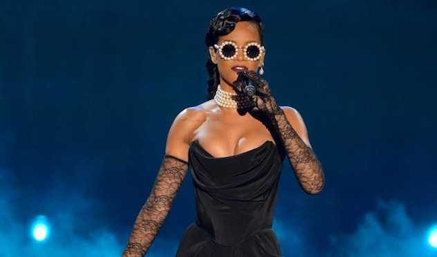 Rihanna's 'Styled to Rock' Comes to America