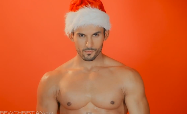 Happy Holidays From Andrew Christian