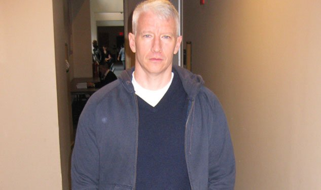 Does Anderson Cooper Need to Wash His Jeans?