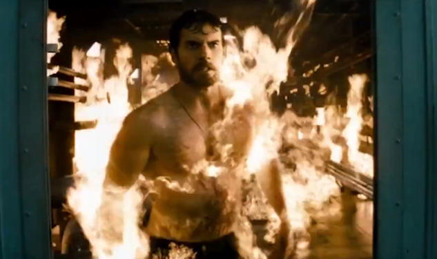 WATCH: Henry Cavill in 'Man of Steel' Trailer