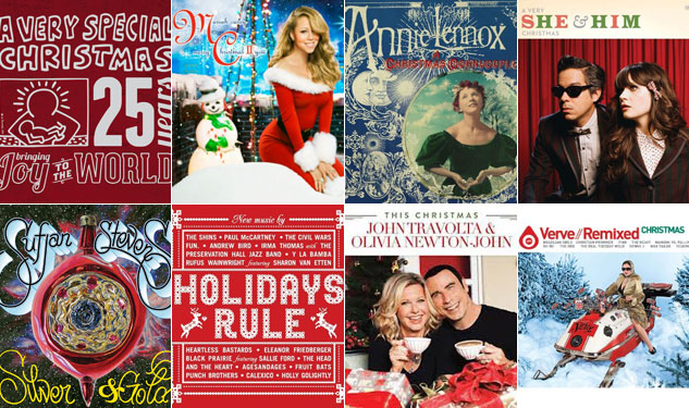 The 12 Christmas Albums You Won't Be Embarrassed to Own