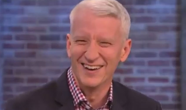 WATCH: Anderson Cooper, Paul Rudd Discuss the Pickle Tickle