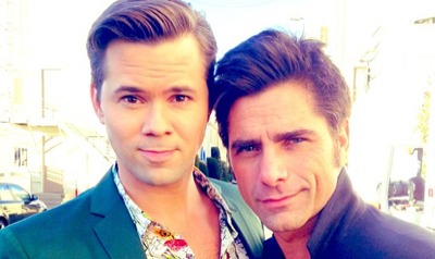 Mark Consuelos, John Stamos to Guest Star on 'The New Normal'