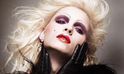 Andrej Pejic Recreates Edie, Nico, Candy Darling, and Warhol