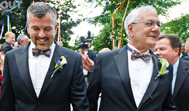 Encore Performance: Barney Frank & Jim Ready
