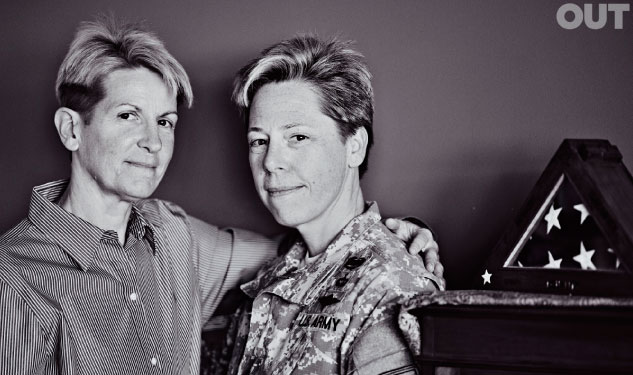 Walking the Line: Brig. Gen. Tammy S. Smith & Tracey Hepner