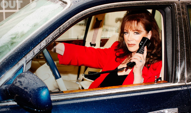 Jackie Collins: Queen Bitch
