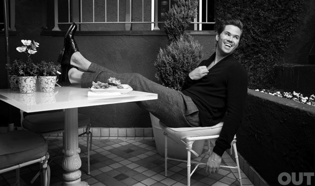 Andrew Rannells: 'I'll Show Anything!'