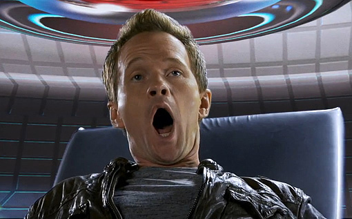 Neil Patrick Harris Gets Probed