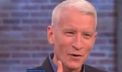 Anderson Cooper on Dating 'Girls'