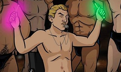 Gay Life on 'Archer'