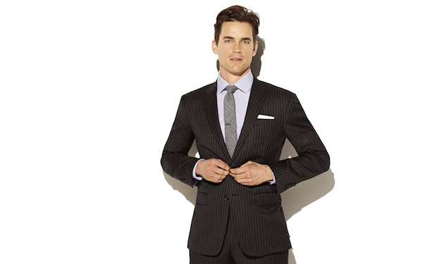 Matt Bomer Suits Up For a Good Cause