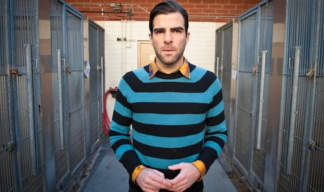 WATCH: Zachary Quinto in 'Dog Eat Dog'