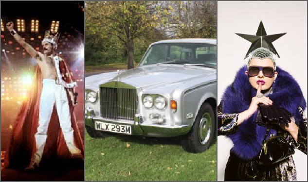 Who Bought Freddie's Rolls Royce at Auction?
