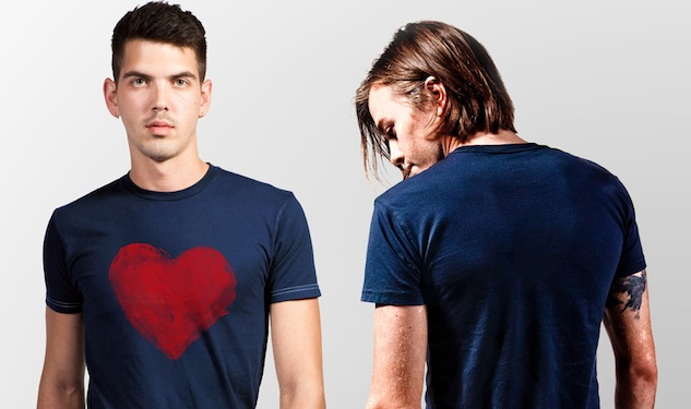 Valentine's Day Gift: Alex & Chloé For The Human Rights Campaign