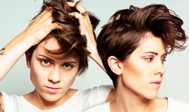 Tegan and Sara Make Our 'Heartthrob'