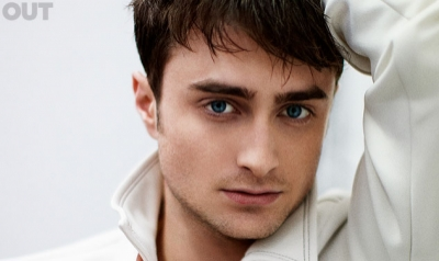 EXCLUSIVE: Daniel Radcliffe on the Cover of March Issue of 'Out'
