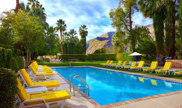 Out's Favorite Oases In Palm Springs