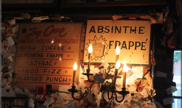 12 New Orleans Watering Holes