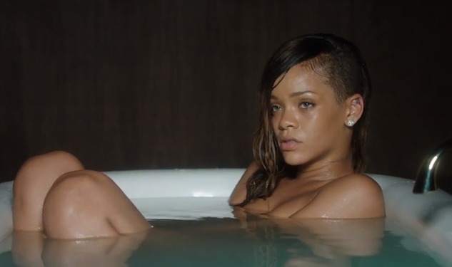 WATCH: Rihanna's raw video for 'Stay' ft. Mikky Ekko
