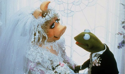 A Muppet Marriage?