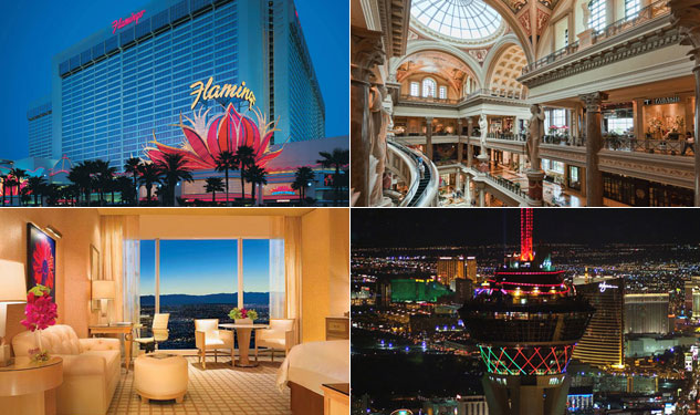 Out's Favorite Spots to Play in Las Vegas