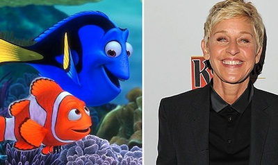 Ellen DeGeneres Signs On for 'Finding Nemo 2'