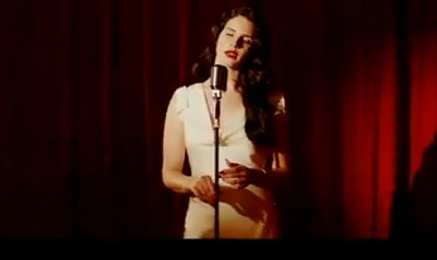 WATCH: Video for Lana Del Rey's 'Burning Desire'
