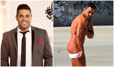 Sunset Strip: 'Shahs' Star Gets Naked For 'Playgirl'