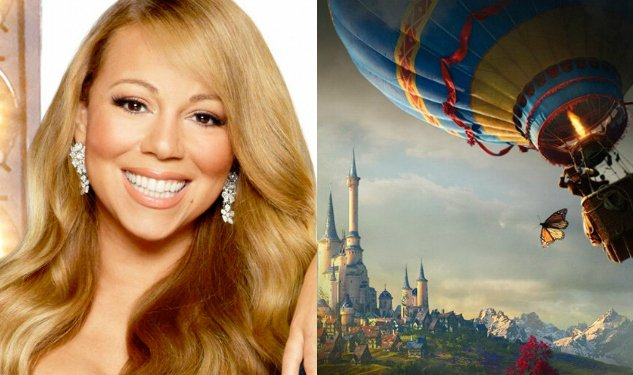 LISTEN: Mariah Carey's 'Almost Home'