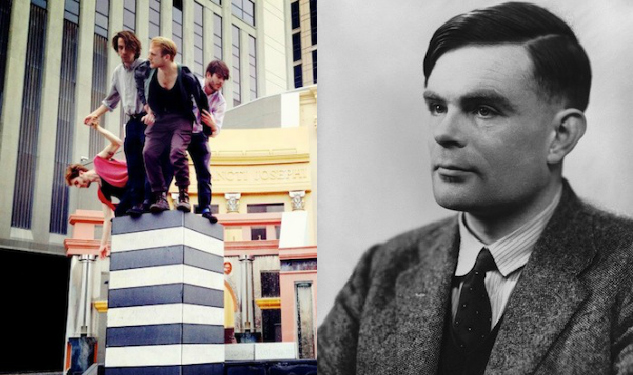 EXCLUSIVE: A Music Homage to Gay Icon Alan Turing
