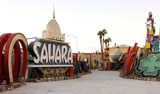 In Living Color: Vegas' Neon Museum