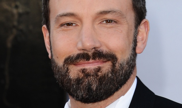 In Memory of Ben Affleck's Beard