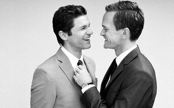 Neil Patrick Harris and David Burtka Still in Perpetual Engagement