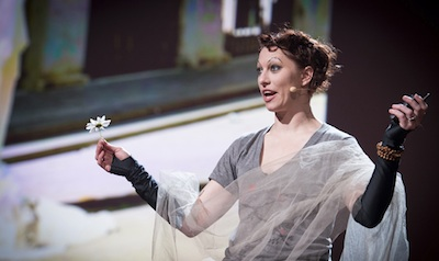 WATCH: Amanda Palmer's Great TED Talk