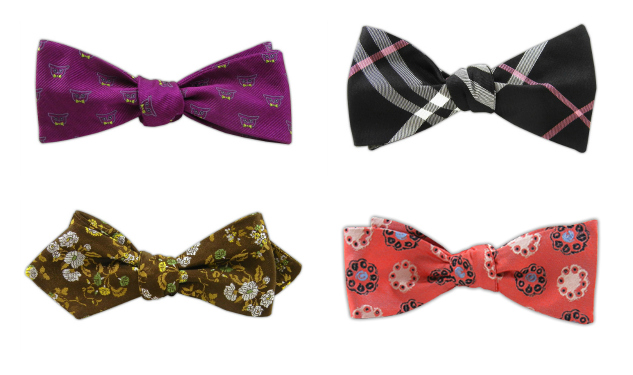 Jesse Tyler Ferguson's New Bow Tie Collection