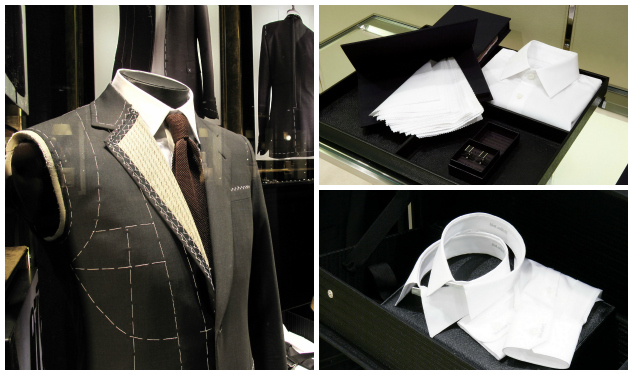 Create Your Very Own Prada Suit